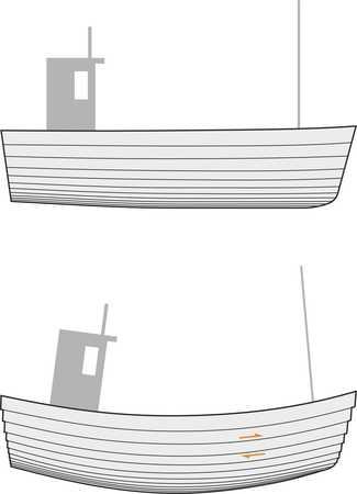 Sheerplank